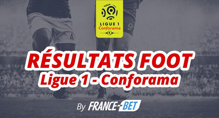 resultats-fooball-ligue1