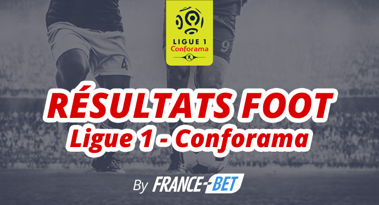 resultats-fooball-ligue1